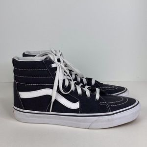 VANS High Top Skater Shoes Unisex